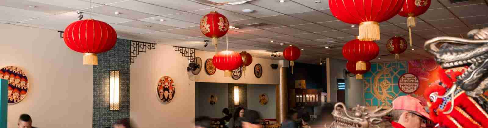 Dragons chinese restaurant yum cha