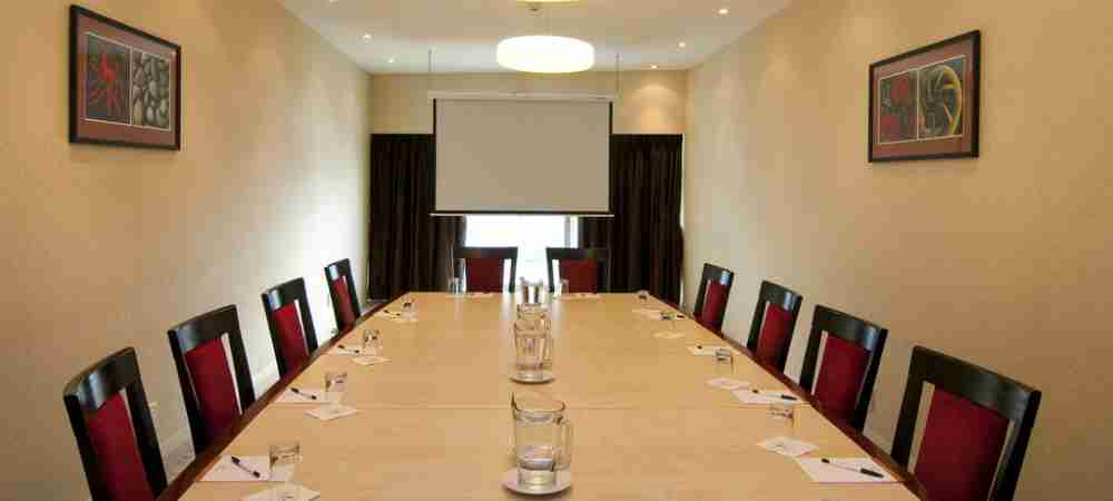 Copthorne hotel business meet room
