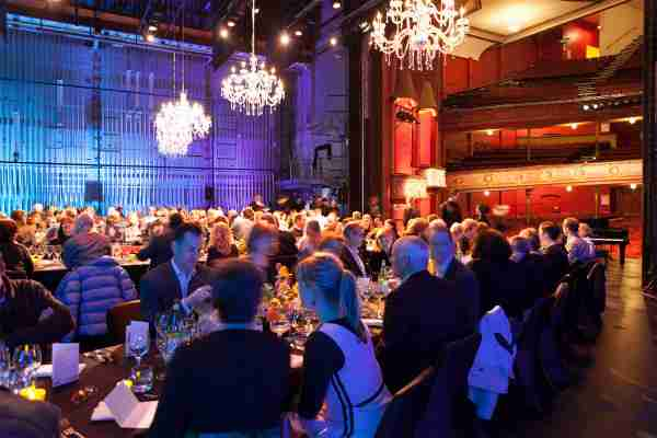 The Opera House_Stage Banquet