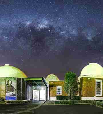 Carter Observatory MilkyWay