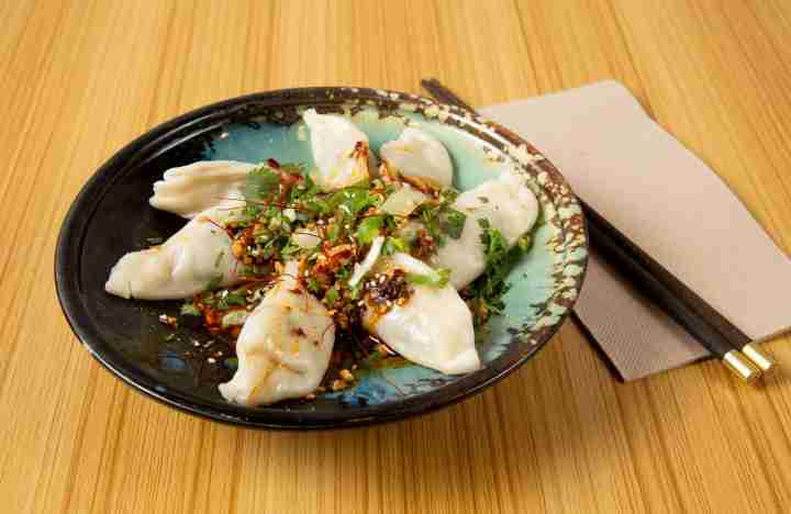 Zhong Dumplings at Hideout resize