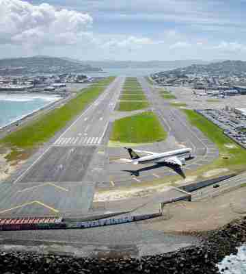 Wellington International Airport 2019 Credit Shane Saheem